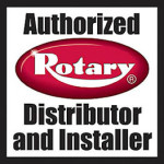 Rotary Authorized Distributor and Installer